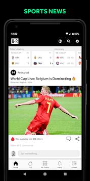 Bleacher Report: sports news, scores, & highlights pc screenshot 1