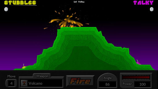 Pocket Tanks pc screenshot 1