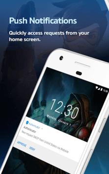 Blizzard Authenticator pc screenshot 1
