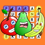 Fruits Word Search icon