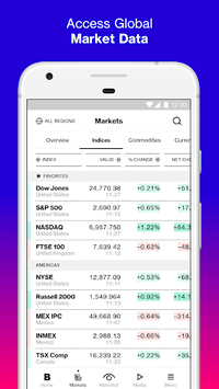 Bloomberg: Market & Financial News pc screenshot 2