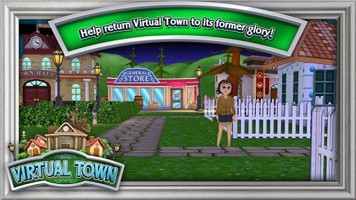 Virtual Town pc screenshot 2