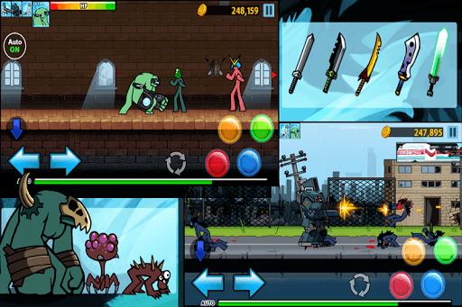 Anger Of Stick 4 pc screenshot 1