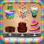 Birthday Chocolate Cake Factory: Dessert Food Game icon