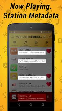 Malayalam Radio HD pc screenshot 1