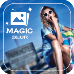 Magic Blur for Photo icon
