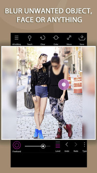 Magic Blur for Photo pc screenshot 1