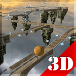 Balance 3D icon