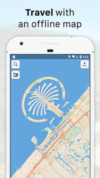Galileo Offline Maps and Navigation pc screenshot 1
