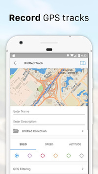 Galileo Offline Maps and Navigation pc screenshot 2