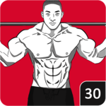 30 Day Body Fitness - Gym Workouts to Lose Weight for pc logo
