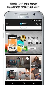 Bodybuilding.com Store pc screenshot 1
