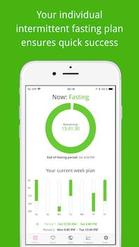 BodyFast Intermittent Fasting: Coach, diet tracker pc screenshot 1