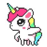 Pixel Art, Pixel Color by Number - Pixel Pop icon