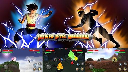 Power Level Warrior pc screenshot 1