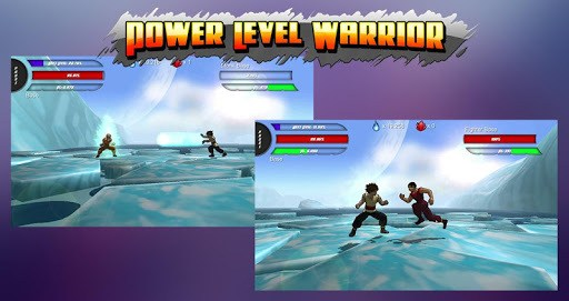 Power Level Warrior pc screenshot 2