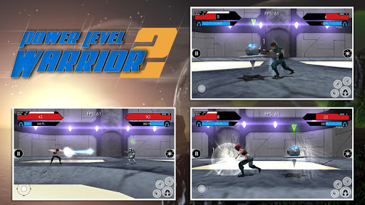 Power Level Warrior 2 pc screenshot 1