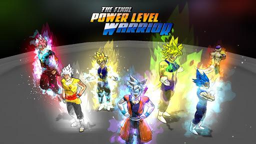 The Final Power Level Warrior (RPG) pc screenshot 1