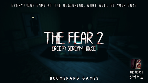 The Fear 2 : Creepy Scream House Horror Game 2018 pc screenshot 1