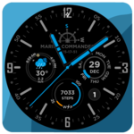 Marine Commander Watch Face for WearOS icon