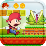 Classic Boy Adventure - Mushroom Bros Adventure icon