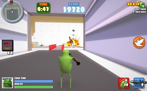 The Frog Game Amazing Simulator pc screenshot 1