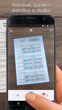iScanner: Free Portable PDF Scanner App pc screenshot 1