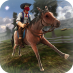 Cowboy Horse - Farm Racing icon