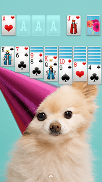Solitaire pc screenshot 2