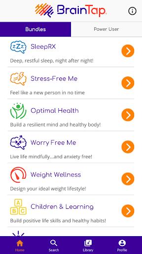 BrainTap Pro PC screenshot 1