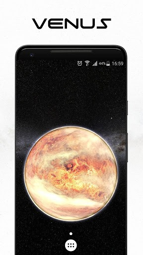 Space 3D Live Wallpaper pc screenshot 1