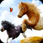 My Pony Horse Riding Free Game icon