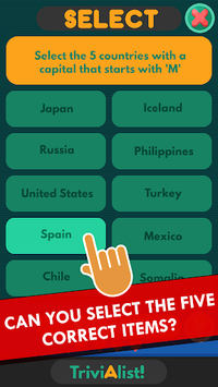 Trivialist —  Offline Christmas Trivia Quiz Game pc screenshot 2