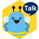 WiBee Talk icon