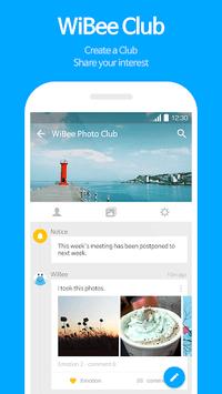 WiBee Talk pc screenshot 1