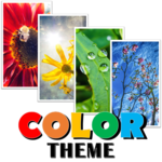 Free Color Theme Wallpaper icon