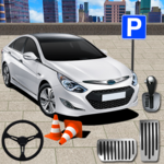 Advance Car Parking Game: Car Driver Simulator for pc logo