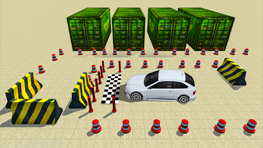 Advance Car Parking Game: Car Driver Simulator pc screenshot 2
