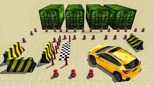 Advance Car Parking Game: Car Driver Simulator pc screenshot 1