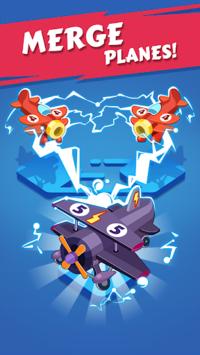 Merge Plane - Click & Idle Tycoon pc screenshot 1