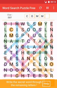 Word Search pc screenshot 2