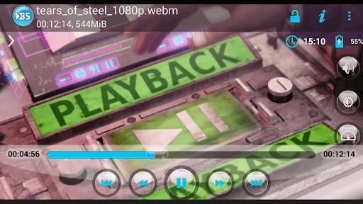 BSPlayer FREE pc screenshot 1