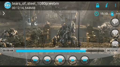 BSPlayer FREE pc screenshot 2