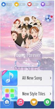 Magic Piano Tiles BTS - New Songs 2018 pc screenshot 1