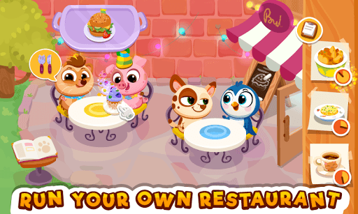 Bubbu Restaurant pc screenshot 1