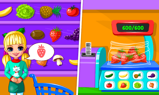 Supermarket Game pc screenshot 1