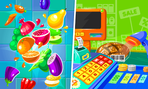 Supermarket Game 2 pc screenshot 1