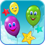 Pop balloon icon