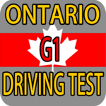 Ontario G1 Driving Test 2019 for pc logo
