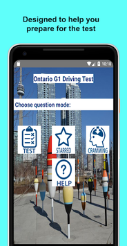 Ontario G1 Driving Test 2019 pc screenshot 1